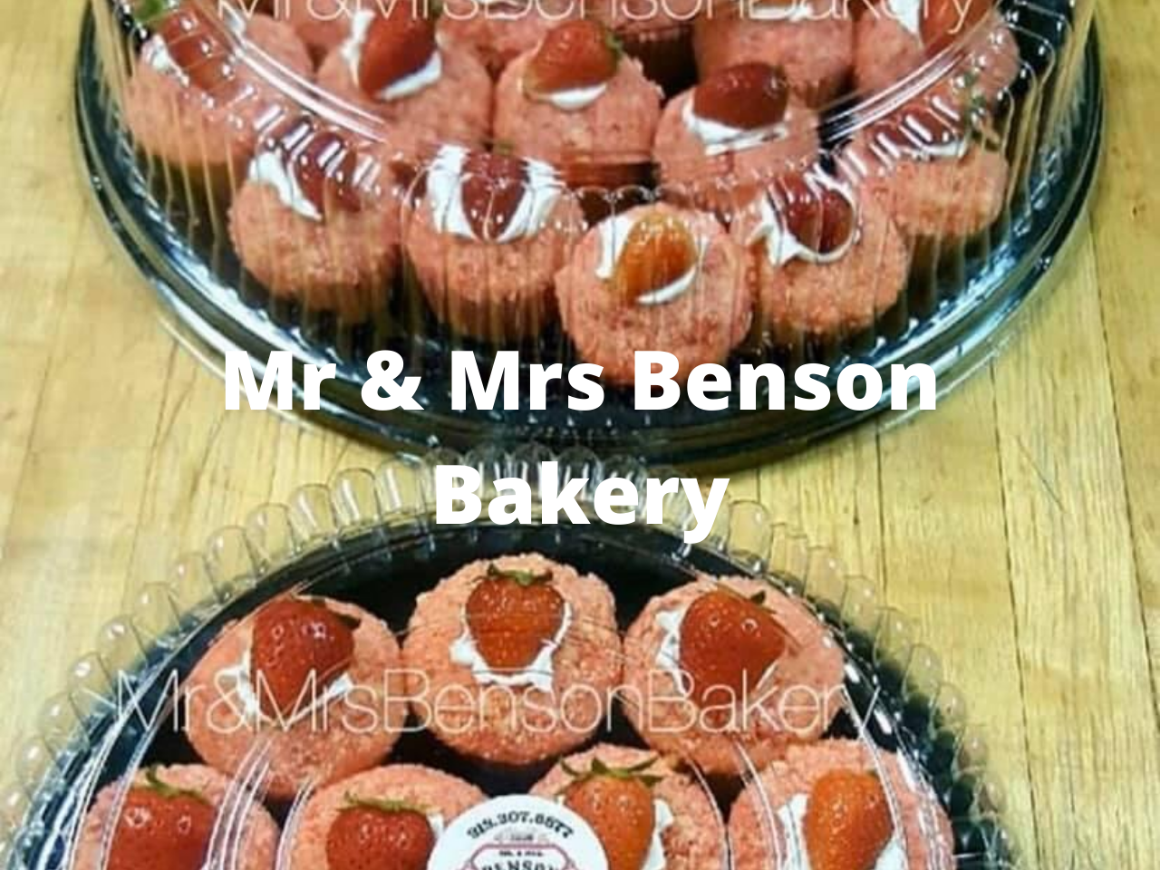 Mr & Mrs Benson Baker