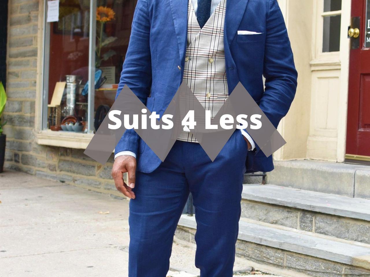 Suits 4 Less
