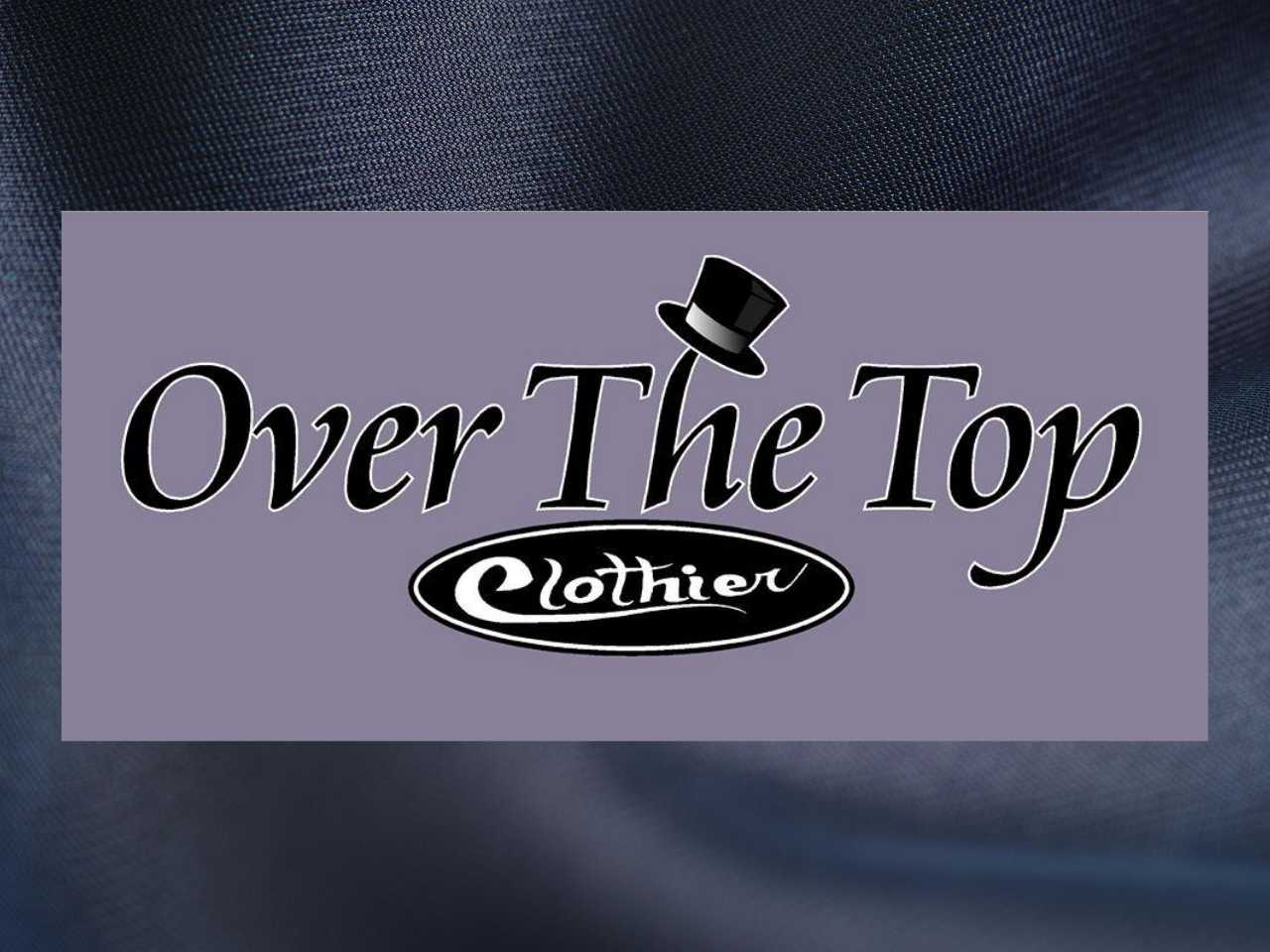 Over the Top Clothier